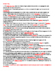 Ch. 8 - 5th Grade Social Studies Study Guide, Test, Essay