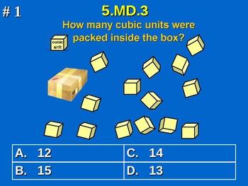 5th Grade Common Core Math 5 MD.3 Recognize Volume Measure