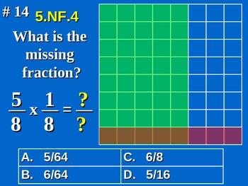 5th Grade Common Core Math Comprehensive Practice #2 All 2