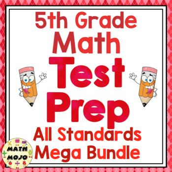 Math Test Prep - 5th Grade