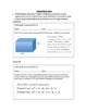 5th Grade Math Common Core Standards Exit Tickets- Measure