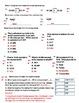 5th Grade Decimal Test Common Core 5.NBT.A.4, 5.NBT.A.3b,