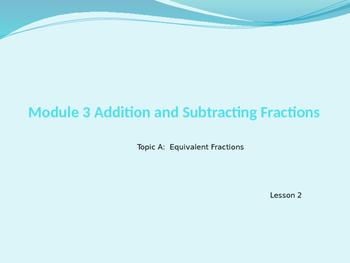 5th Grade Engage NY Module 3 Lesson 2