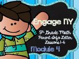 5th Grade EngageNY/Eureka Math - Module 4 - Lessons 1-6 Pa