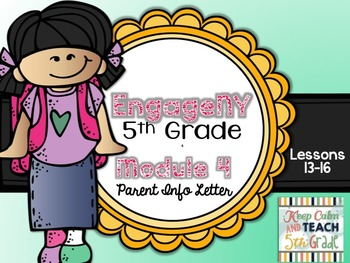 5th Grade EngageNY/Eureka Math - Module 4 - Lessons 13-16