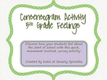 Get to know your 5th grade students!