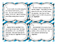 5th Grade Fractions Word Problem Task Card 26 Set {Growing