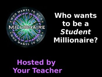 5th Grade History Alive Chapter 5 Millionaire (Exploration)