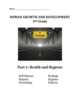 5th Grade Human Growth and Development: Hygiene and Health