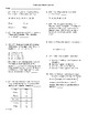 5th Grade Math Daily Review #25