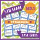 5th Grade Math Task Cards: 5th Grade Task Cards Math MEGA Bundle
