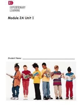 5th Grade Module 2A Unit 1 Rainforest Student Booklet
