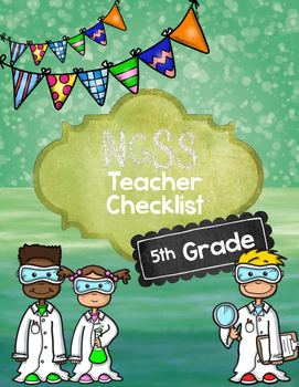 5th Grade NGSS Standards