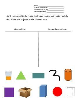 5th Grade New York Alternative Assessment Math Standard 5.