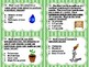 5th Grade Physical Science Task Cards:Sum of Parts S5P1; C