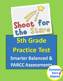 5th Grade Practice Test for Smarter Balanced and PARCC Ass