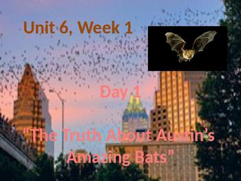 5th Grade Reading Street Unit 6 Week 1 Powerpoint