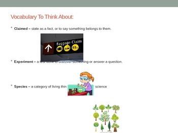 5th Grade ReadyGen Reading Slides Lesson 1-6