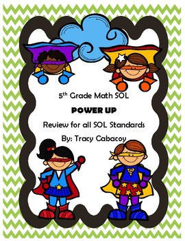 5th Grade SOL Review by Standard