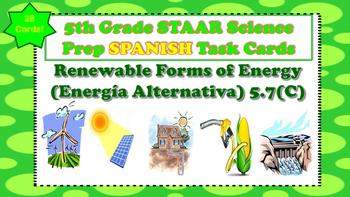 Energia Alternativa-Renewable Energy (5th Grade)