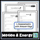 5th Grade Science Assessment Bundle