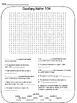 Matter Solve and Find Word Searches