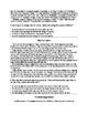 5th Grade Textual Evidence Common Core Question Set