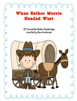 "5th Grade Treasures Reading Unit 3 Week 2 ""When Esther Mor"