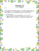 5th grade Common Core Performance Task, Number and Operati