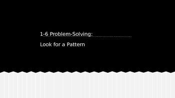5th grade EnVision Math Topic 1 / Lesson 6 PPP Lesson
