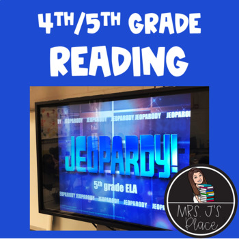 5th grade Literacy Jeopardy