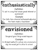 5th grade Reading WonderWorks Supplement- Unit 1 Week 4
