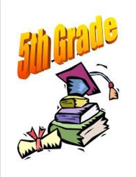 5th grade bundle Chp 1-10 Math Performance task