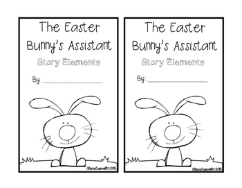 5w's The Easter Bunnies Assistant