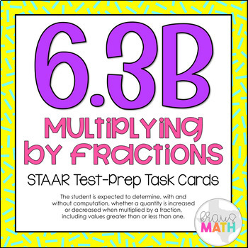 6.3B: Comparing Products to Factors STAAR Test-Prep Task C
