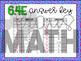 6.4E: Representing Ratios & Percents STAAR Test-Prep Task