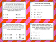 6.7B: Equations & Expressions STAAR Test-Prep Task Cards (