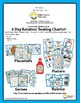 6 Day Teacher Binder Organization Packet For Seating Chart