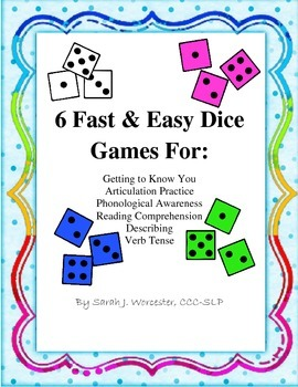 6 Fast & Easy Dice Games