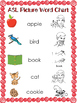 6 Printable ASL Alphabet and Word Posters.  Preschool and