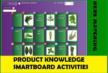 6 SMARTboard Activities Fruit & Vegetable Classification;