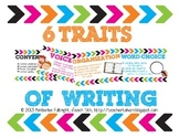 6 Traits of Writing Posters
