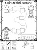 6 Ways to Make Numbers 1-10 Printable Worksheets in a PDF