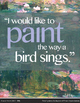 6 inspirational Posters about Painting