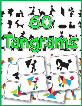 60 Tangrams