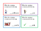 64 Task Cards Beginning Consonant Letters L M P S T W X Y