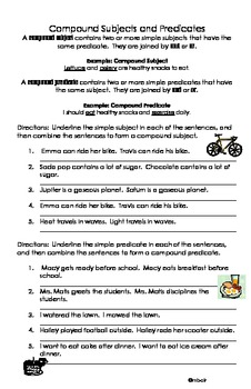 Common Core 6th Grade Homework Packet Week #3