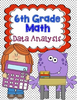 6th Grade Math Data Analysis