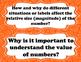 6th Grade Math Essential Questions - TEKS