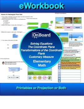 6th Grade Math Volume 5